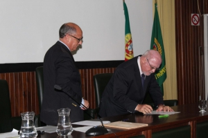 Assinatura do Protocolo de Constituição do CNCACSA